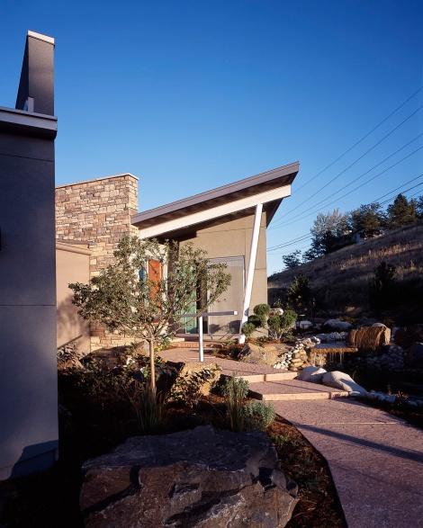 Gam house/ Boulder Co.