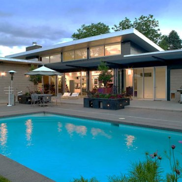 Cherry Creek Residence Boulder CO CJ Paone Architects
