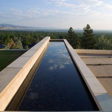Flatiron Residence Boulder CO CJ Paone Architect