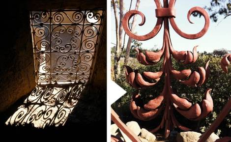 Inspired by_Moroccan Ironwork