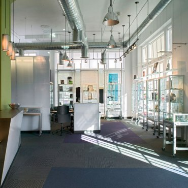 Opticians' Office Boulder CO CJ Paone Architect