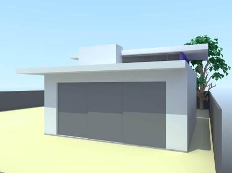 Jones Studio_garage