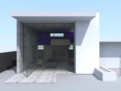 Interior perpective 1