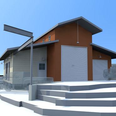 Barn Rincon CA CJ Paone architect