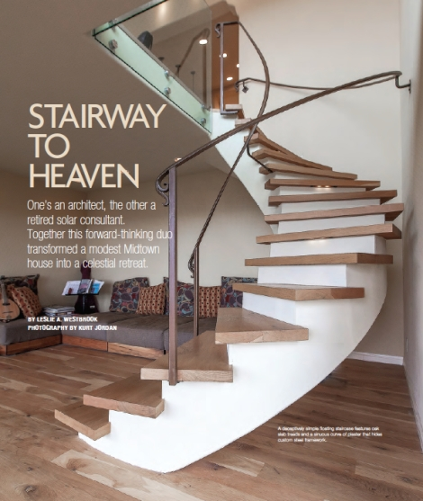 Cover Ventana Monthly feature on CJ Paone | Ventura Hillside Project