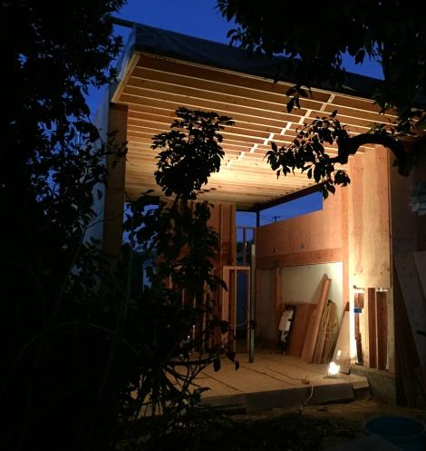 Jones St Studio Project | night 3