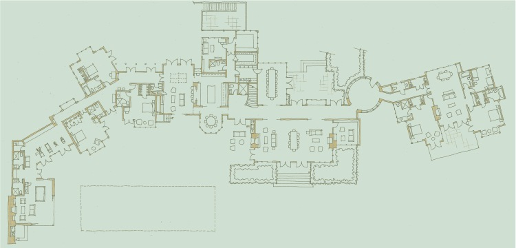 Floor Plan_green