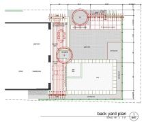 Final plans | back yard