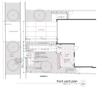 Final plans | front yard