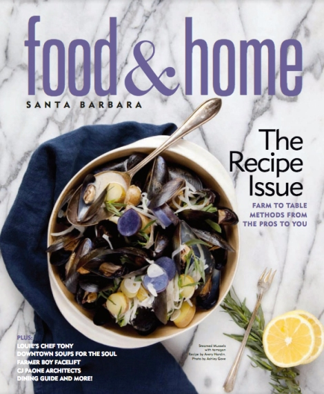 Cover_Food Home_Spring