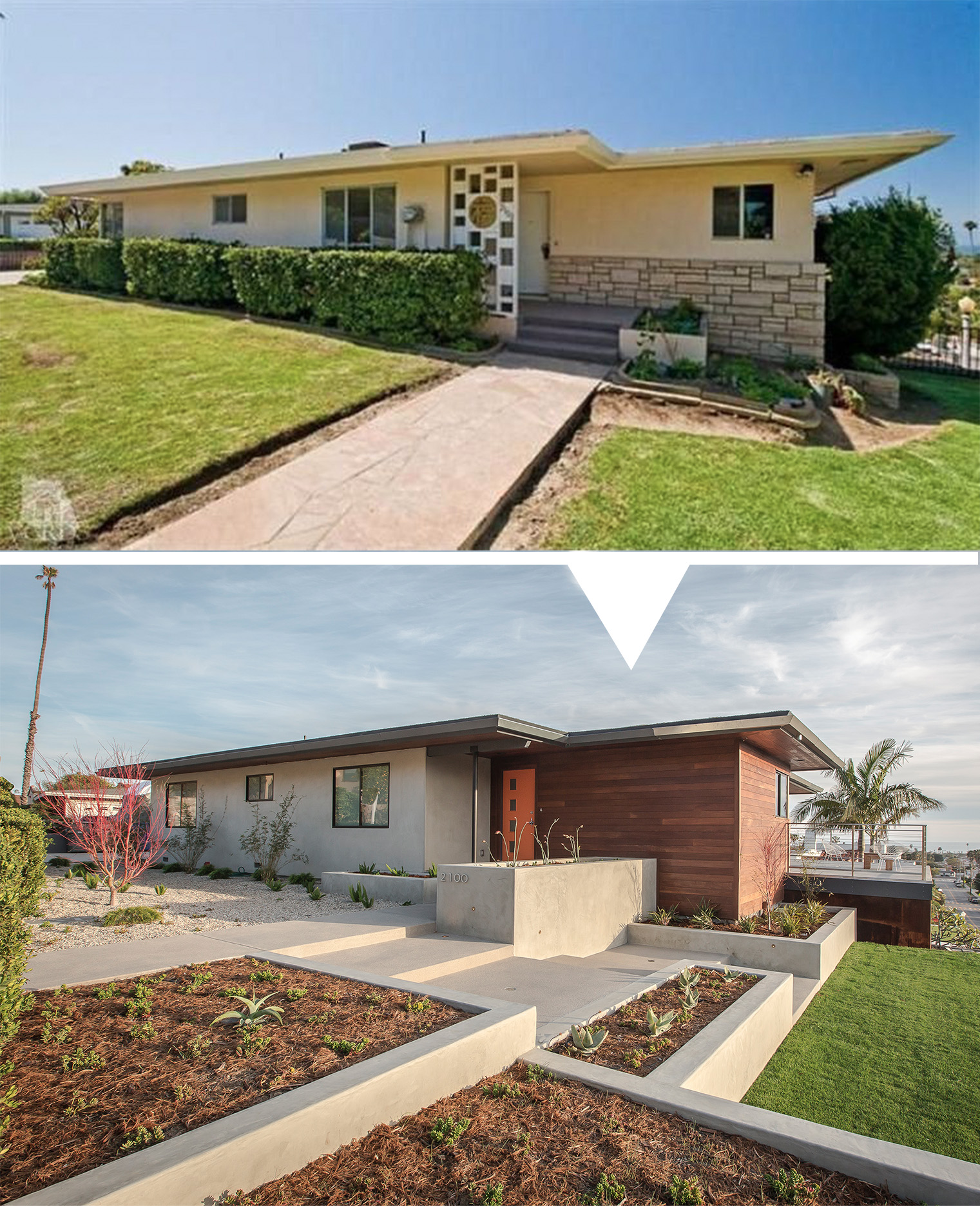 Mid Century Modern Architecture A Look At Mid Century: Making A Mid-century Modern Again Part 2